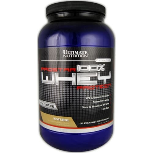 Ultimate 100% Prostar Whey Protein 907g фото