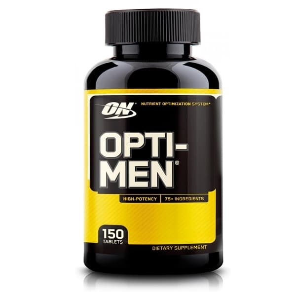 Optimum Opti-Men 150 tabs фото